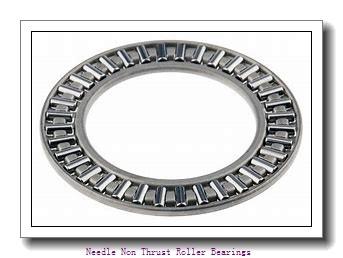 3.543 Inch | 90 Millimeter x 4.331 Inch | 110 Millimeter x 0.984 Inch | 25 Millimeter  IKO TAF9011025  Needle Non Thrust Roller Bearings