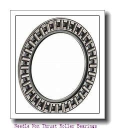 2.165 Inch | 55 Millimeter x 2.48 Inch | 63 Millimeter x 0.787 Inch | 20 Millimeter  IKO TLA5520Z  Needle Non Thrust Roller Bearings