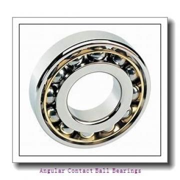90 mm x 160 mm x 30 mm  SKF 7218 BEP  Angular Contact Ball Bearings