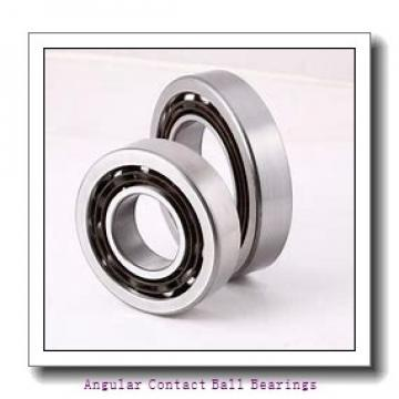 80 mm x 140 mm x 26 mm  SKF QJ 216 MA  Angular Contact Ball Bearings
