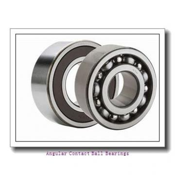 55 mm x 100 mm x 21 mm  SKF QJ 211 MA  Angular Contact Ball Bearings