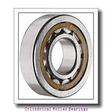 2.756 Inch | 70 Millimeter x 4.921 Inch | 125 Millimeter x 0.945 Inch | 24 Millimeter  LINK BELT MA1214EX  Cylindrical Roller Bearings