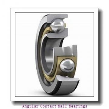 0.669 Inch   17 Millimeter x 1.575 Inch   40 Millimeter x 0.472 Inch   12 Millimeter  SKF QJ 203 N2MA/C2L  Angular Contact Ball Bearings
