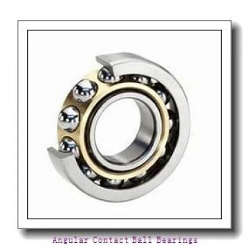 95 mm x 200 mm x 45 mm  SKF QJ 319 N2MA  Angular Contact Ball Bearings