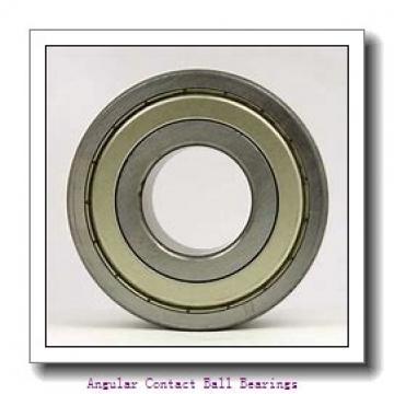1.378 Inch | 35 Millimeter x 2.835 Inch | 72 Millimeter x 0.669 Inch | 17 Millimeter  SKF QJ 207 N2MA/C2L  Angular Contact Ball Bearings