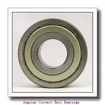 30 mm x 72 mm x 19 mm  SKF QJ 306 MA  Angular Contact Ball Bearings