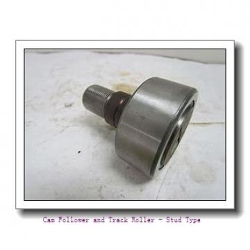 RBC BEARINGS RBC 1 3/8  Cam Follower and Track Roller - Stud Type