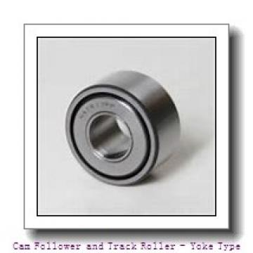 CONSOLIDATED BEARING RNA-2207-2RSX  Cam Follower and Track Roller - Yoke Type