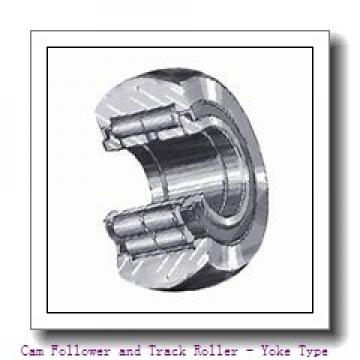 CONSOLIDATED BEARING NA-2202-2RS  Cam Follower and Track Roller - Yoke Type