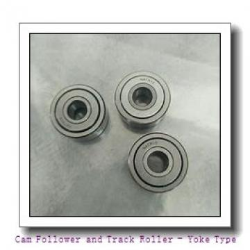 CONSOLIDATED BEARING STO-25-ZZX  Cam Follower and Track Roller - Yoke Type