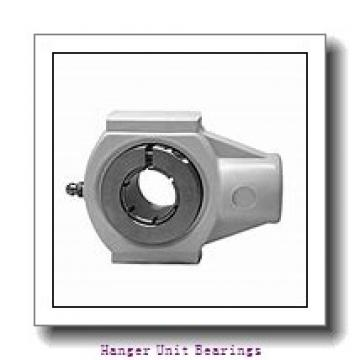 1.25 Inch | 31.75 Millimeter x 1.5 Inch | 38.1 Millimeter x 2.5 Inch | 63.5 Millimeter  SEALMASTER CREHBF-PN20R Hanger Unit Bearings