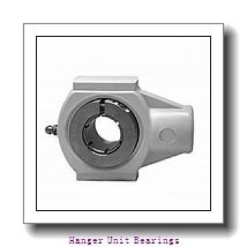 1 Inch | 25.4 Millimeter x 3.125 Inch | 79.375 Millimeter x 2.5 Inch | 63.5 Millimeter  SEALMASTER SCHB-16  Hanger Unit Bearings