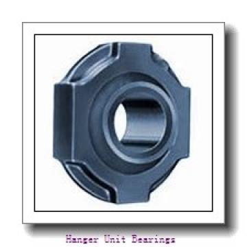 1.188 Inch | 30.175 Millimeter x 3.625 Inch | 92.075 Millimeter x 2.75 Inch | 69.85 Millimeter  SEALMASTER SEHB-19C  Hanger Unit Bearings