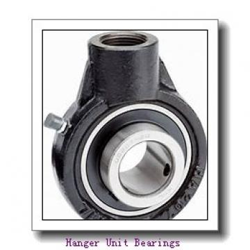 1.063 Inch | 27 Millimeter x 1.5 Inch | 38.1 Millimeter x 2.5 Inch | 63.5 Millimeter  SEALMASTER SEHB-17  Hanger Unit Bearings