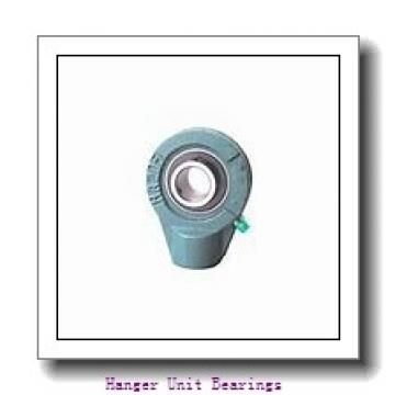 1.188 Inch | 30.175 Millimeter x 3.625 Inch | 92.075 Millimeter x 2.75 Inch | 69.85 Millimeter  SEALMASTER SCHB-19  Hanger Unit Bearings