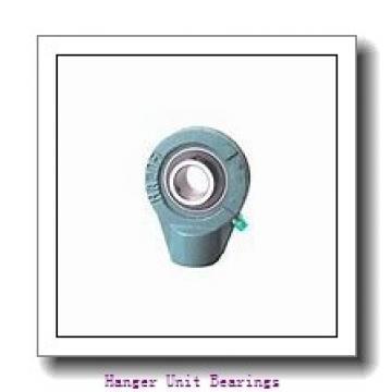 1.969 Inch | 50 Millimeter x 2.031 Inch | 51.6 Millimeter x 3.268 Inch | 83 Millimeter  SEALMASTER SEHB-210  Hanger Unit Bearings