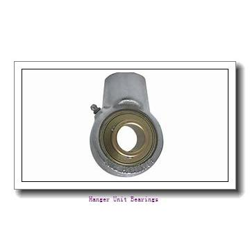 0.938 Inch | 23.825 Millimeter x 3.125 Inch | 79.375 Millimeter x 2.5 Inch | 63.5 Millimeter  SEALMASTER SEHB-15 BDZ  Hanger Unit Bearings