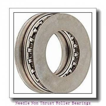 4.134 Inch | 105 Millimeter x 4.921 Inch | 125 Millimeter x 1.417 Inch | 36 Millimeter  IKO TAF10512536  Needle Non Thrust Roller Bearings