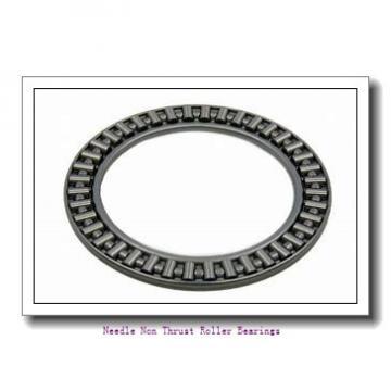 0.748 Inch | 19 Millimeter x 1.063 Inch | 27 Millimeter x 0.63 Inch | 16 Millimeter  IKO TAF192716  Needle Non Thrust Roller Bearings