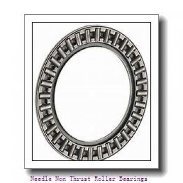 1.575 Inch   40 Millimeter x 1.969 Inch   50 Millimeter x 1.181 Inch   30 Millimeter  IKO TAF405030  Needle Non Thrust Roller Bearings