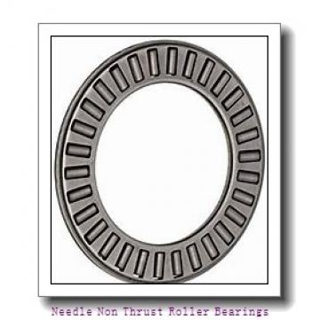 0.276 Inch   7 Millimeter x 0.512 Inch   13 Millimeter x 0.394 Inch   10 Millimeter  IKO RNA495  Needle Non Thrust Roller Bearings