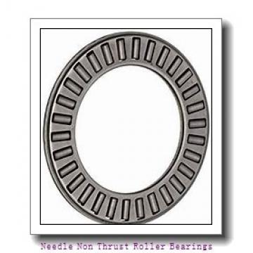 0.827 Inch   21 Millimeter x 1.142 Inch   29 Millimeter x 0.63 Inch   16 Millimeter  IKO TAF212916  Needle Non Thrust Roller Bearings