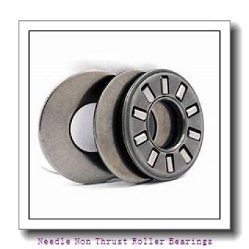 0.625 Inch   15.875 Millimeter x 0.813 Inch   20.65 Millimeter x 0.75 Inch   19.05 Millimeter  IKO BA1012ZOH  Needle Non Thrust Roller Bearings