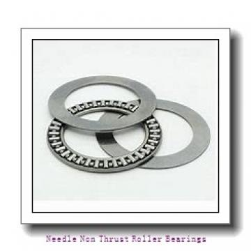 0.625 Inch   15.875 Millimeter x 0.813 Inch   20.65 Millimeter x 0.438 Inch   11.125 Millimeter  IKO BA107ZOH  Needle Non Thrust Roller Bearings