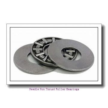 0.875 Inch   22.225 Millimeter x 1.125 Inch   28.575 Millimeter x 1 Inch   25.4 Millimeter  IKO BA1416ZOH  Needle Non Thrust Roller Bearings