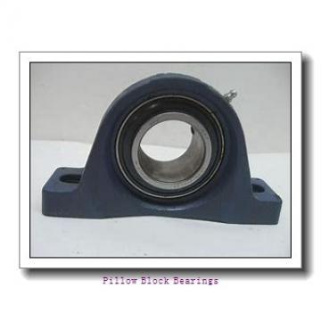 2.75 Inch | 69.85 Millimeter x 4.531 Inch | 115.09 Millimeter x 3.5 Inch | 88.9 Millimeter  REXNORD MP6212  Pillow Block Bearings