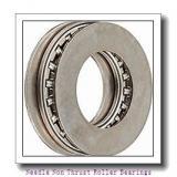 0.787 Inch | 20 Millimeter x 1.102 Inch | 28 Millimeter x 0.906 Inch | 23 Millimeter  IKO RNA6902UU  Needle Non Thrust Roller Bearings