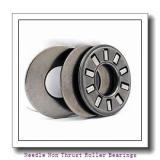 0.394 Inch | 10 Millimeter x 0.551 Inch | 14 Millimeter x 0.394 Inch | 10 Millimeter  IKO TLAM1010  Needle Non Thrust Roller Bearings