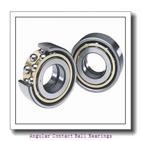 1.772 Inch   45 Millimeter x 3.937 Inch   100 Millimeter x 0.984 Inch   25 Millimeter  SKF QJ 309 N2MA/C2L  Angular Contact Ball Bearings #1 image
