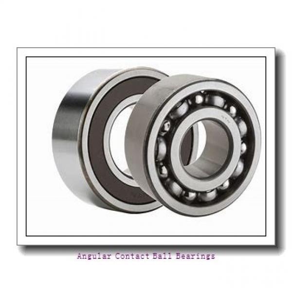 3.543 Inch | 90 Millimeter x 6.299 Inch | 160 Millimeter x 1.181 Inch | 30 Millimeter  SKF QJ 218 N2MA/C3  Angular Contact Ball Bearings #2 image