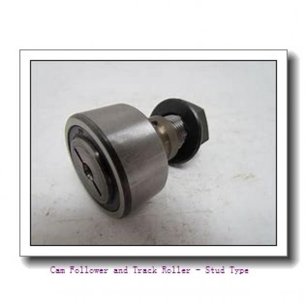 RBC BEARINGS S 36 LW  Cam Follower and Track Roller - Stud Type #1 image