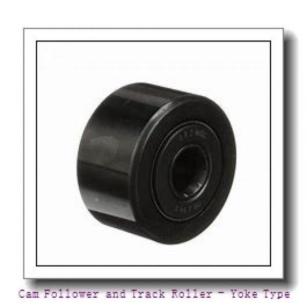 CONSOLIDATED BEARING NUTR-45100X  Cam Follower and Track Roller - Yoke Type #2 image