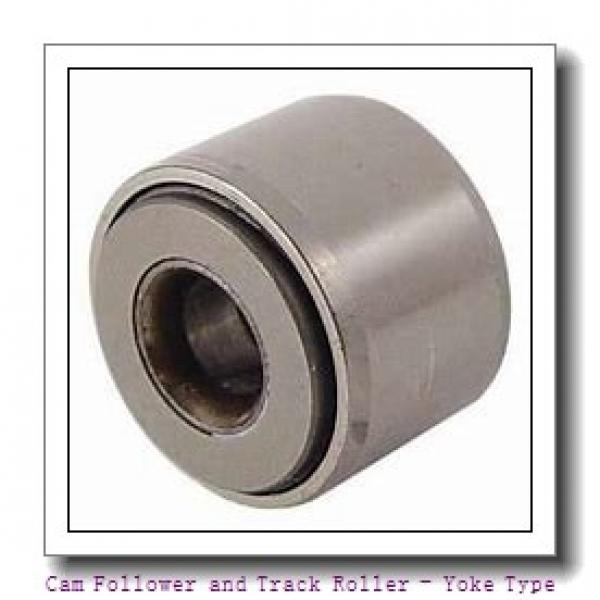 CONSOLIDATED BEARING NUTR-50110X  Cam Follower and Track Roller - Yoke Type #2 image