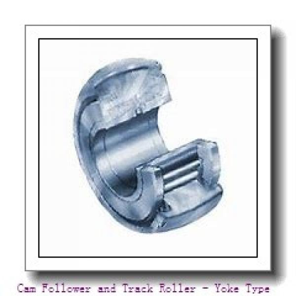 CONSOLIDATED BEARING RNA-2202-2RS  Cam Follower and Track Roller - Yoke Type #1 image