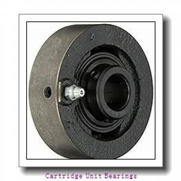 LINK BELT CEU339JK45D  Cartridge Unit Bearings #1 image
