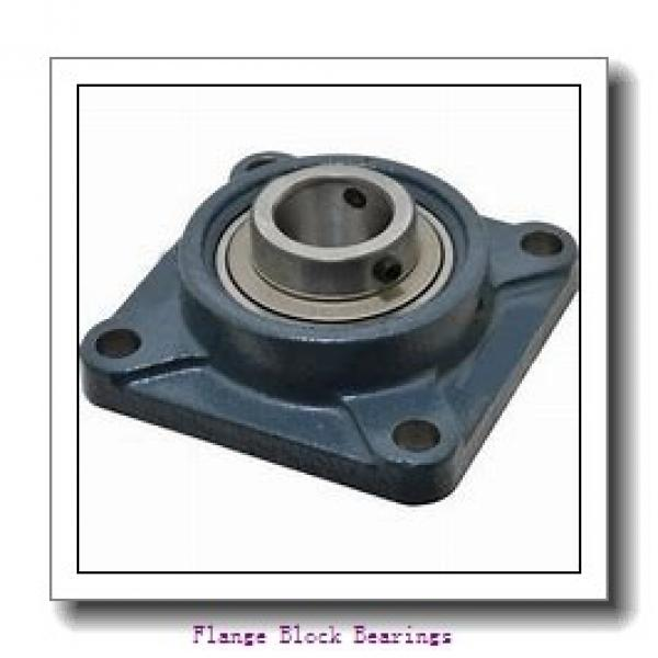REXNORD ZBR2108A  Flange Block Bearings #1 image
