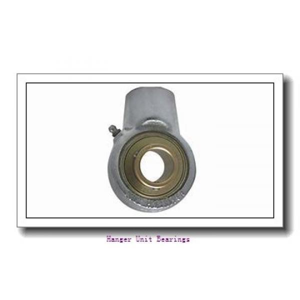 1.938 Inch | 49.225 Millimeter x 4.375 Inch | 111.125 Millimeter x 3.25 Inch | 82.55 Millimeter  SEALMASTER SCHB-31  Hanger Unit Bearings #1 image