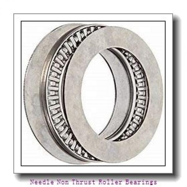 1.125 Inch   28.575 Millimeter x 1.375 Inch   34.925 Millimeter x 0.375 Inch   9.525 Millimeter  IKO BA186ZOH  Needle Non Thrust Roller Bearings #1 image